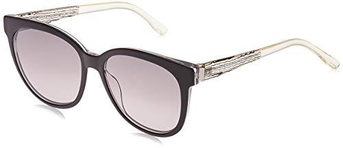 Hugo Boss Damen BOSS 0849/S EU GAD 54 Sonnenbrille, Schwarz (Blkcry Crystal/Grey Sf)