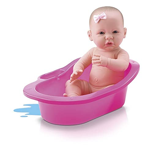 New Born Banho De Carinho Divertoys Branca