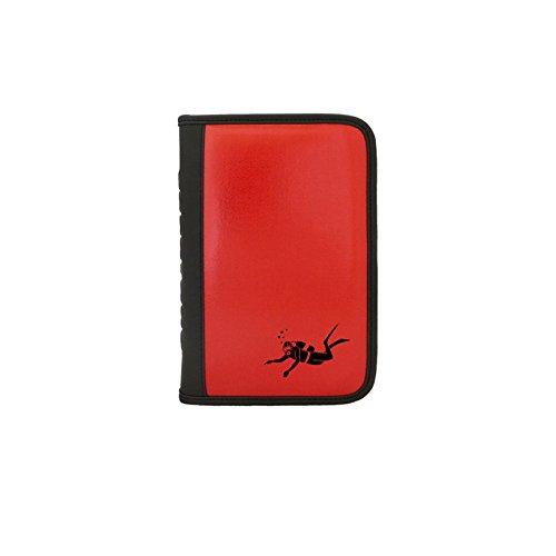 Sub-Book mit Starteinlage, Taucher ,rot