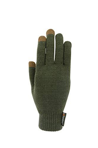 Extremities Unisex Glove Thinny Touch Handschuh, grün, Einheitsgröße