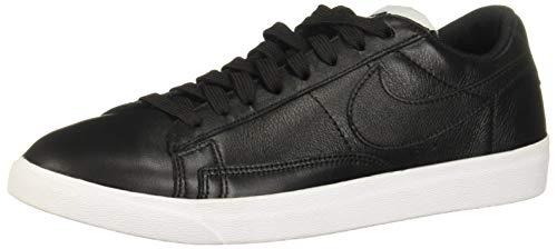 Nike W Blazer Low Le, Scarpe da Basket Donna, Nero (Black/Black/White/Gum Light Brown 001), 38 EU