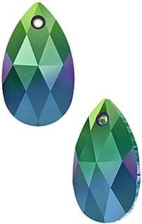 16mm swarovski crystals