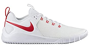 Nike WMNS Zoom Hyperace 2 Womens Aa0286-106 Size 5.5 White/University Red