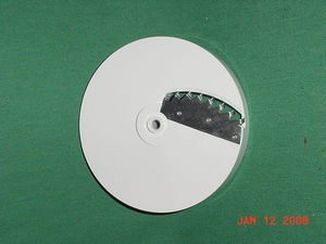 Oster Kitchen Center French Fry Disc Blade 937-85