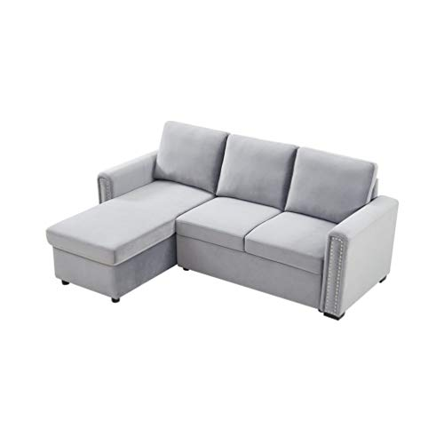 Yunbai Sofa Sets For Living Room Three-seater Sofa, L-shaped Corner Sofa, Convertible Combination Sofa, Sofa Bed, Pull-out Sofa Bed With Storage Room For Living Room Apartments