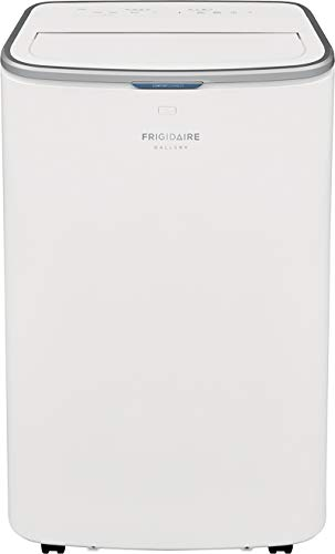 Frigidaire GHPC132AB1 Smart Portable Air Conditioner with Wifi Control, Up to 450 Sq. Ft, White
