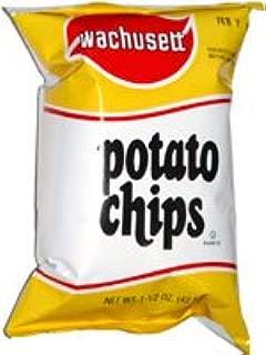 Wachusett Potato Chips, 1-ounce Bags (18 Pack)