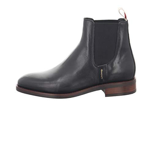 GANT Footwear Damen FAY Chelsea Boots, Schwarz (Black G00), 40 EU