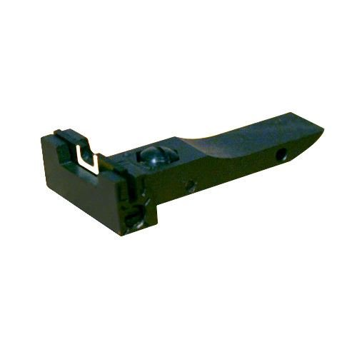 Kensight Accro Rear Sight with Square Blade and White Outline