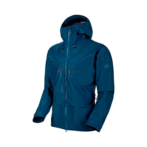 Mammut Teton HS Hooded Jacket Men - Gore-Tex Regenjacke