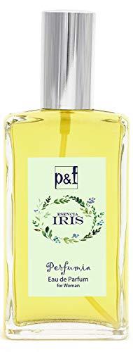 ESENCIA IRIS by p&f Perfumia PREMIUM, Eau de Parfum para mujer, Vaporizador (110 ml)