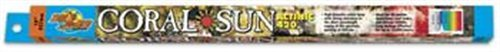 Zoo Med Coral Sun Actinic 420 Coral Bulb T8 15 Watts, 18-Inch