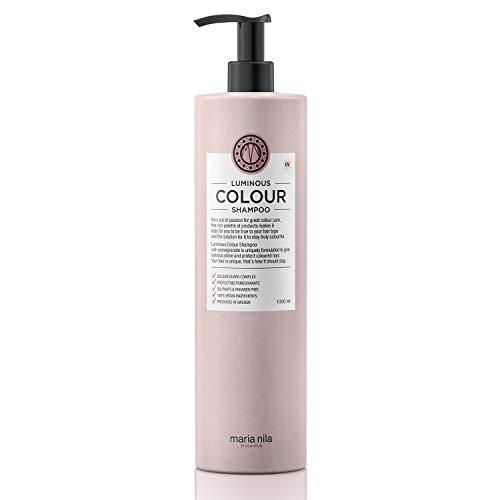 Maria Nila - Luminous colour shampoo 1 l | shampoo for coloured hair.