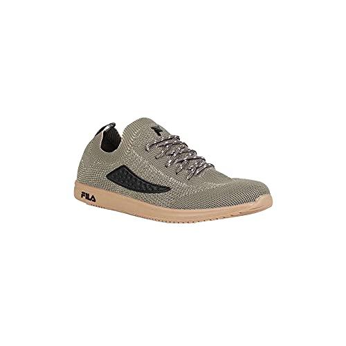 Fila Men's Latif Ash BRN/Blk Sneakers-10 UK (44 EU) (11 US) (11008494)