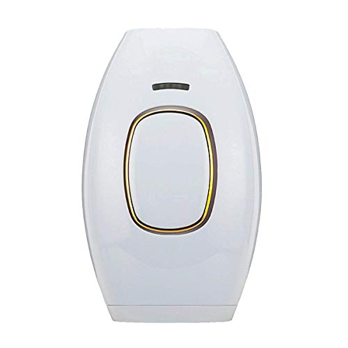 Jszzz 500000 Impulsions IPL épilateur Portable Depilator Machine Full Body Device Épilation Indolore Appliance Soins personnels Rosegold (Color : Whit