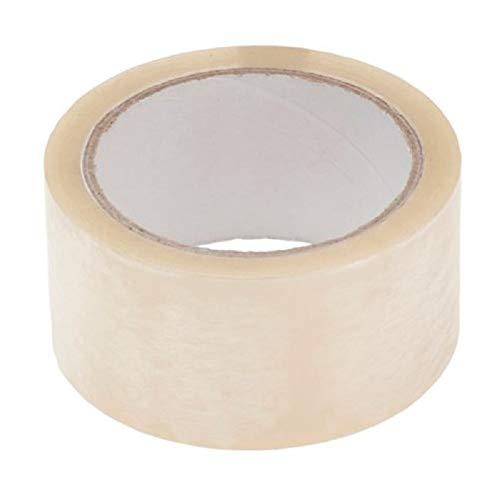 BB-Verpackungen nastro adesivo, 144pezzi, confezione PP 24(trasparente) nastro pacchetto nastro confezione di cartone