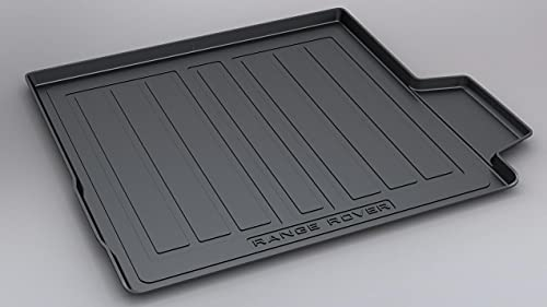 Alfombrilla Para Maletero Coche Para RANGE ROVER 2015-2019, Trasera Boot Liner Mat Impermeable Antislip Mat Alfombra De Suelo Mat Antisuciedad