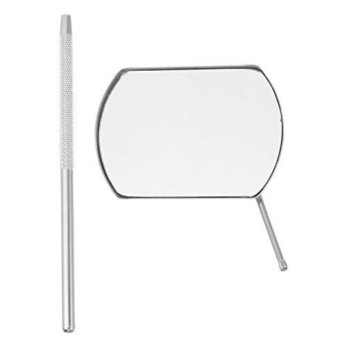 FRCOLOR Grande Espelho de Extensões Da Pestana Do Chicote Ferramenta Espelho Ferramentas de Beleza Em Aço Inoxidável Acessórios Extensões da Pestana para Observar Pequenos Detalhes
