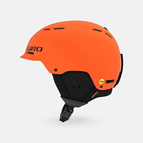Giro Trig MIPS Snow Helmet - Matte Bright Orange - Size M (55.5–59cm) (2021)