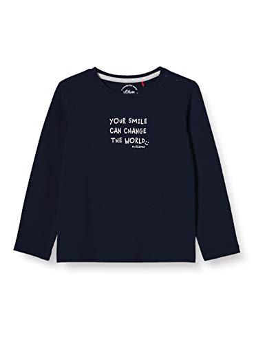 s.Oliver Junior Unisex Baby 405.11.899.12.130.2056725 T-Shirt, 5952, 86