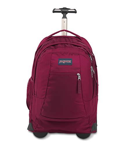 JanSport Travel Backpacks, Russet Red, One Size