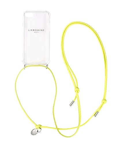 Liebeskind Berlin Handytasche, Mobile Strap Iphone 7/8, Iphone 7/8, neon yellow