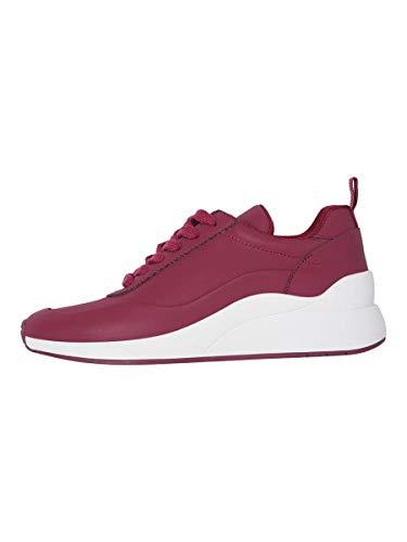 VERO MODA VMALMA Sneaker, Zapatillas Mujer, Cabernet, 39 EU