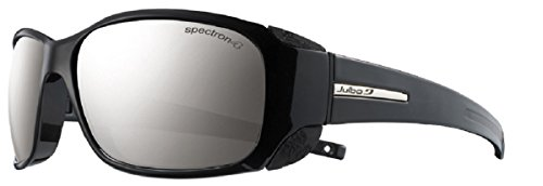 Salewa, Monterosa Spectron 4 Sgl, Occhiali Da Sole, Donna, Nero, Taglia unica