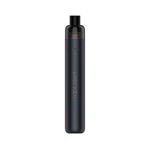 Originale GeekVape Wenax Stylus Pod Kit 1100mAh Batteria Vape Pen Cartuccia da 2ml con G Coil 1.2ohm 0.6phm sigaretta elettronica Vaporizzatore Space Gray