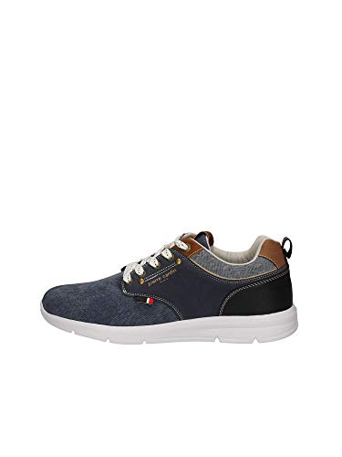 Pierre Cardin Herren Casual Man, Canvas, marineblau, PC012 11, Urban, - Vedi Foto - Größe: 40 EU