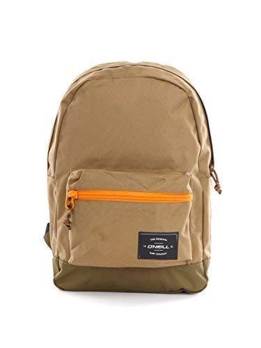 O´Neill Rucksack Backpack Ranzen Coastline braun Fach Zipper Basic 16L