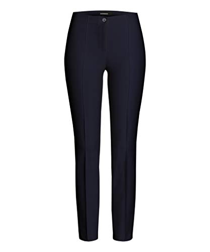 Cambio Damen Hose Ros Moonlight Blue, Größe:W46/L29, Farbe:493 Moonlight Blue