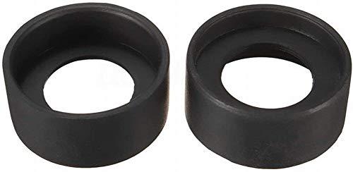 Aokshen Protector ocular de goma suave para prismáticos
