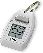 Sun Company Digital Zipogage - Compact Zipperpull Digital Thermometer   for Skiing, Snowboarding, Cold-Weather Camping, Snowshoeing, or Any Outdoor Activity