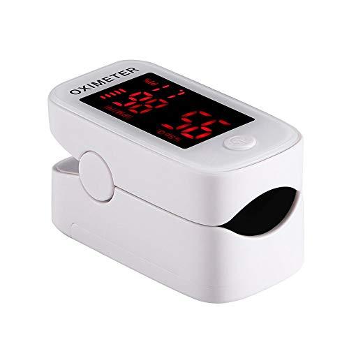 decaden Sauerstoffsättigungsmonitor Tragbares Sauerstoffmonitor-Ratenmonitor-Fingerpulsoximeter