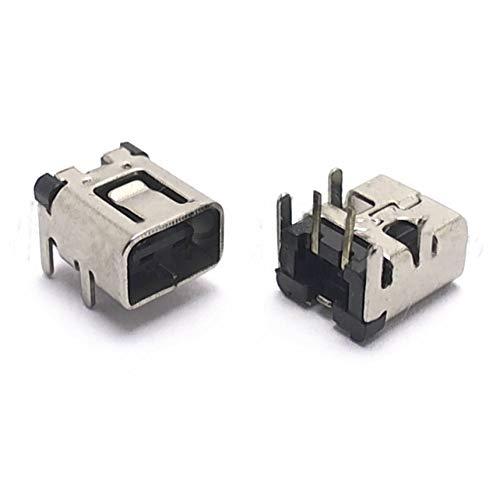 Mustpoint AC-DC Power Jack Input Charging Port für Nintendo 2DS / 2DS XL & DS / DSi XL