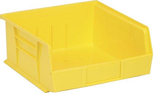 Quantum Storage Systems HangStack Bin 10-78L X 11W Yellow