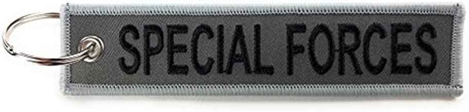 Military Tab Keychains RANGER AIRBORNE SPECIAL FORCES (SPECIAL FORCES)