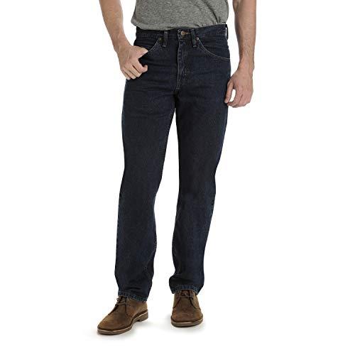 Lee Men's Big-Tall Regular Fit Straight Leg Jean, Orion, 48W x 32L