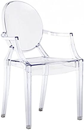 Amazon.es: silla metacrilato - Sillones / Sillas: Hogar y cocina