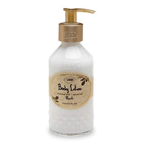 Sabon Body Oil Musk