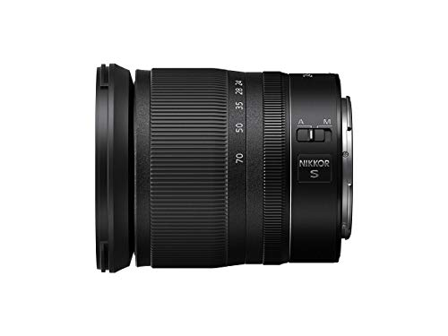 Nikon NIKKOR Z 24-70mm f/4 S (Certified Refurbished)