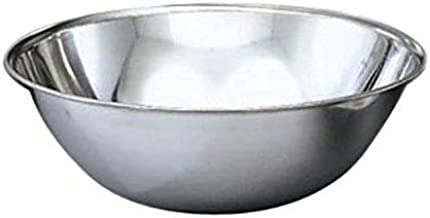 Vollrath 47934 4-Quart Economy Mixing Bowl, Stainless Steel