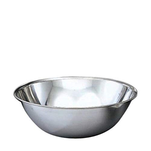Vollrath 4-Quart Economy Mixing Bowl, Stainless Steel