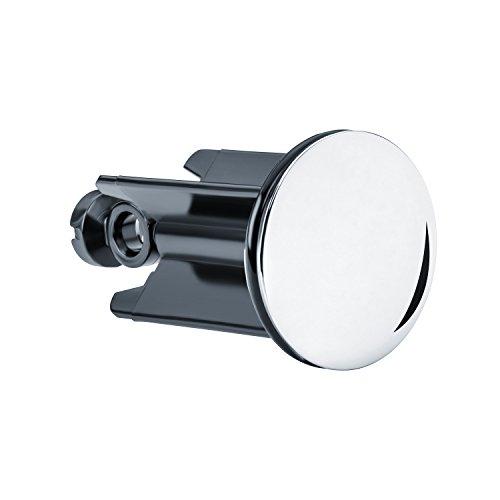 EsGo Sanitär Universal Waschbeckenstöpsel 40 mm - hochwertiger Abflussstopfen für alle handelsüblichen Waschbecken und Bidets - Deutschlands Stöpsel in Fast jedem Bad zu Hause