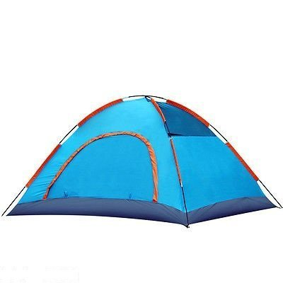 GosFrid Camping, Picnic, Hiking Portable Waterproof Tent, Tent House for 2 Person with Carry Bag