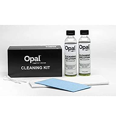 GE P4INKCLEAN Opal Nugget Ice Maker Cleaning Kit, Green