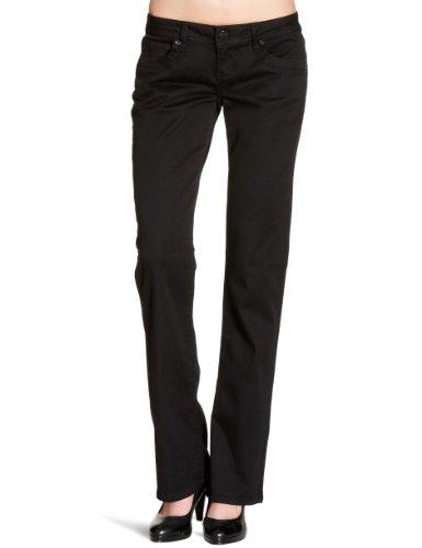 LTB Jeans Damen Boot-Cut Jeans Valerie, Schwarz (BLACK 200), 30W / 32L