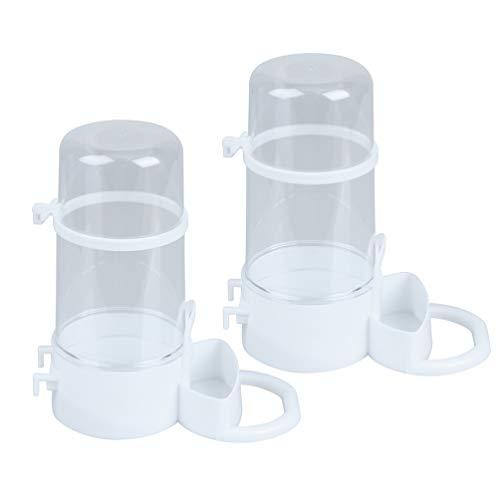 ledmomo ハムスター 給水器 自動 置き型 スタンド 2個セット ランダムカラー うさぎ リス 鳥 子猫 子犬