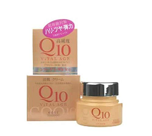 KOSE Vital Age Q10 Facial Cream